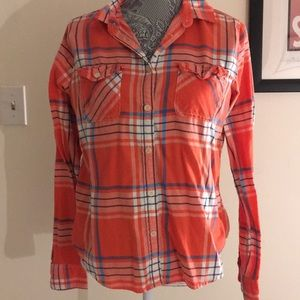 AE Outfitters Plaid